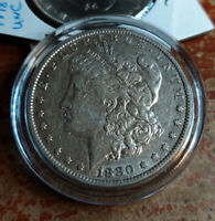 1880 MICRO O MORGAN SILVER DOLLAR A/K/A VAM 4 -  A BEAUTY WITH LUSTER