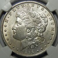 1896-O NGC AU55 MORGAN DOLLAR