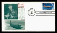 DR WHO 1997 EDWARDS AFB FIRST SUPERSONIC FLIGHT FDC C170450