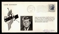 DR WHO 1964 CAPE CANAVERAL FL SPACE LAUNCH JOHN F KENNEDY JF