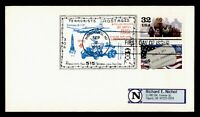 DR WHO 1995 FDC WWII 50TH ANIV POW/MIA COMBO DOCS LOCAL POST