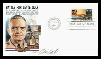 DR WHO 1994 BATTLE FOR LEYTE GULF JAPANESE NAVY FDC C174340