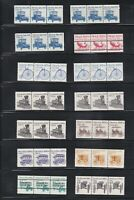 LOT OF PNC  OF THREE  28  MINT VF NH