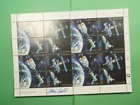 DR WHO MARSHALL ISLANDS SPACE FULL SHEET MNH CHRIS CALLE DES