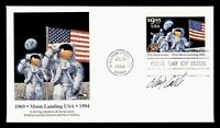 DR WHO 1994 FDC SPACE ANIV CHRIS CALLE DESIGNER SIGNED EXPRE