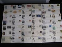 WOW SUPER LOT 500 FDC INCLUDING SPACE OLYMPICS FLEETWOOD ART