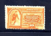 US STAMPS   E3   MNH   10 CENT 1893 SPECIAL DELIVERY ISSUE