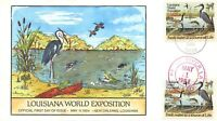 2086 20C NEW ORLEANS WORLD EXPOSITION COLLINS HAND PAINTED C