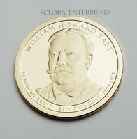 2013 S WILLIAM H. TAFT PRESIDENTIAL  PROOF  COIN  SHIPS FREE