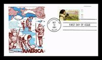 US COVER FIRST AMERICANS CROSSED OVER FROM ASIA AIR MAIL FDC