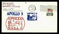 DR WHO 1969 WHITE SANDS MISSILE RANGE NM SPACE TRACKING STA