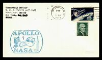DR WHO 1968 JACKSONVILLE FL USS PAIUTE NAVY SHIP SPACE APOLL