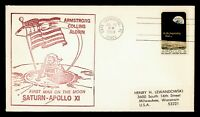 DR WHO 1969 CAPE CANAVERAL FL SPACE MOON LANDING APOLLO 11 C
