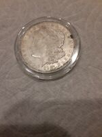 1921 MORGAN SILVER DOLLAR VF - SEE PICTURE 579A
