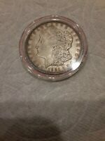 1921 - D MORGAN SILVER DOLLAR VF - SEE PICTURE 31A