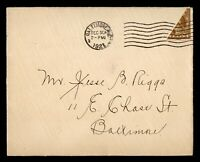 1921 BALTIMORE MD BISECT