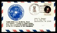DR WHO 1980 WHITE SANDS MISSILE RANGE NM SPACE TAURUS ORION