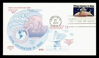 DR WHO 1978 FDC VIKING MARS SPACE VOYAGE C245733