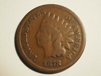 1878   INDIAN CENT       GOOD   W 220