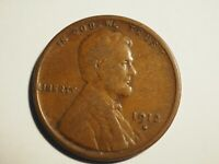 1912 S     LINCOLN  CENT        W255