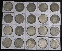 ROLL US PEACE MORGAN SILVER DOLLARS 90  COINS COLLECTION LOT