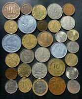 OLD CHILE COIN LOT   1933 PRESENT   31 GREAT VINTAGE COINS