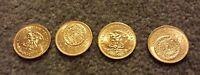 1959 GOLD 20 PESOS MEXICAN COIN   15 GRAMS PURE GOLD