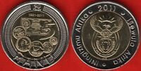 SOUTH AFRICA 5 RAND 2011