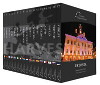 2012 EURO 10TH ANNIVERSARY 246 COIN COLLECTION   17 VOLUMES TOTAL    SET