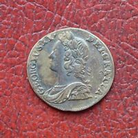 GEORGE II 1735 SILVER MAUNDY TWOPENCE