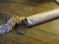 ROLL OF 50  BU  1964 D LINCOLN PENNIES  LOT  LP HHY