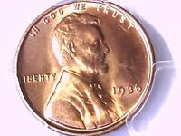 1936 P  LINCOLN WHEAT CENT PCGS MS 65 RD 32694820