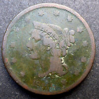 UNITED STATES 1846 LARGE CENT