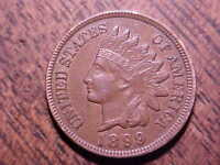 SALE 1899 INDIAN CENT IN XF 8/27