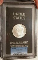 1879-S GSA PCGS MINT STATE 64 HARD PACK NON CC MORGAN SILVER DOLLAR BETTER DATE