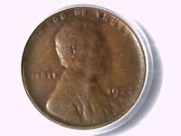 1922 D LINCOLN WHEAT CENT PCGS VG 08 12186032