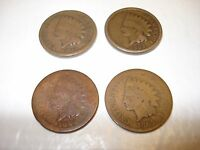 4 BETTER DATE CIVIL WAR ERA IHC'S 1862 63 64  &  1865      8 24