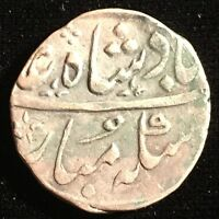 BARODA SILVER RUPEE ANAND RAO 1788 TO1808   HIGH GRADE   FROM USA