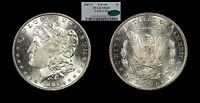 1887-S MORGAN SILVER DOLLAR MINT STATE 65 PCGS CAC S/S $1