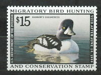 1998 RW65  MIGRATORY BIRD HUNTING DUCK STAMP MINT NEVER HINGED