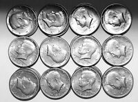 1971 D MARK LOT/60 CLAD KENNEDY HALF DOLLAR   ITEMS MUST BE PAID FOR BY FEB 21ST