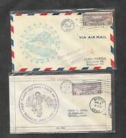 UNITED STATES U S 12 DIFFERENT FIRST FLIGHT COVERS 1930'S 16