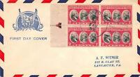 703 2C YORKTOWN, FIRST DAY COVER CACHET [E191151]