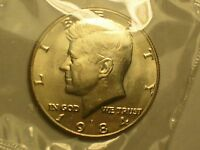 1984 D JOHN KENNEDY HALF DOLLAR UNCIRCULATED FROM MINT SET FLAT RATE SHIPPING