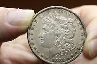 1880 MORGAN DOLLAR  1645