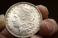 1880 SILVER MORGAN DOLLAR  1648