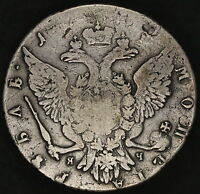 RUSSIA: 1 ROUBLE 1771