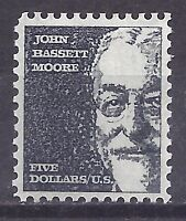US STAMPS - 1295 - MNH - $5   JOHN MOORE ISSUE - VF - CV $10