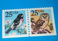 US STAMP SCOTT 2284-85 MNH SHIPPING SPECIAL .49 ON WHOLE ORDER