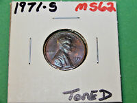 1971 S LINCOLN MEMORIAL SMALL CENT VERY NICE COIN 937COMBINED SHIPPING
